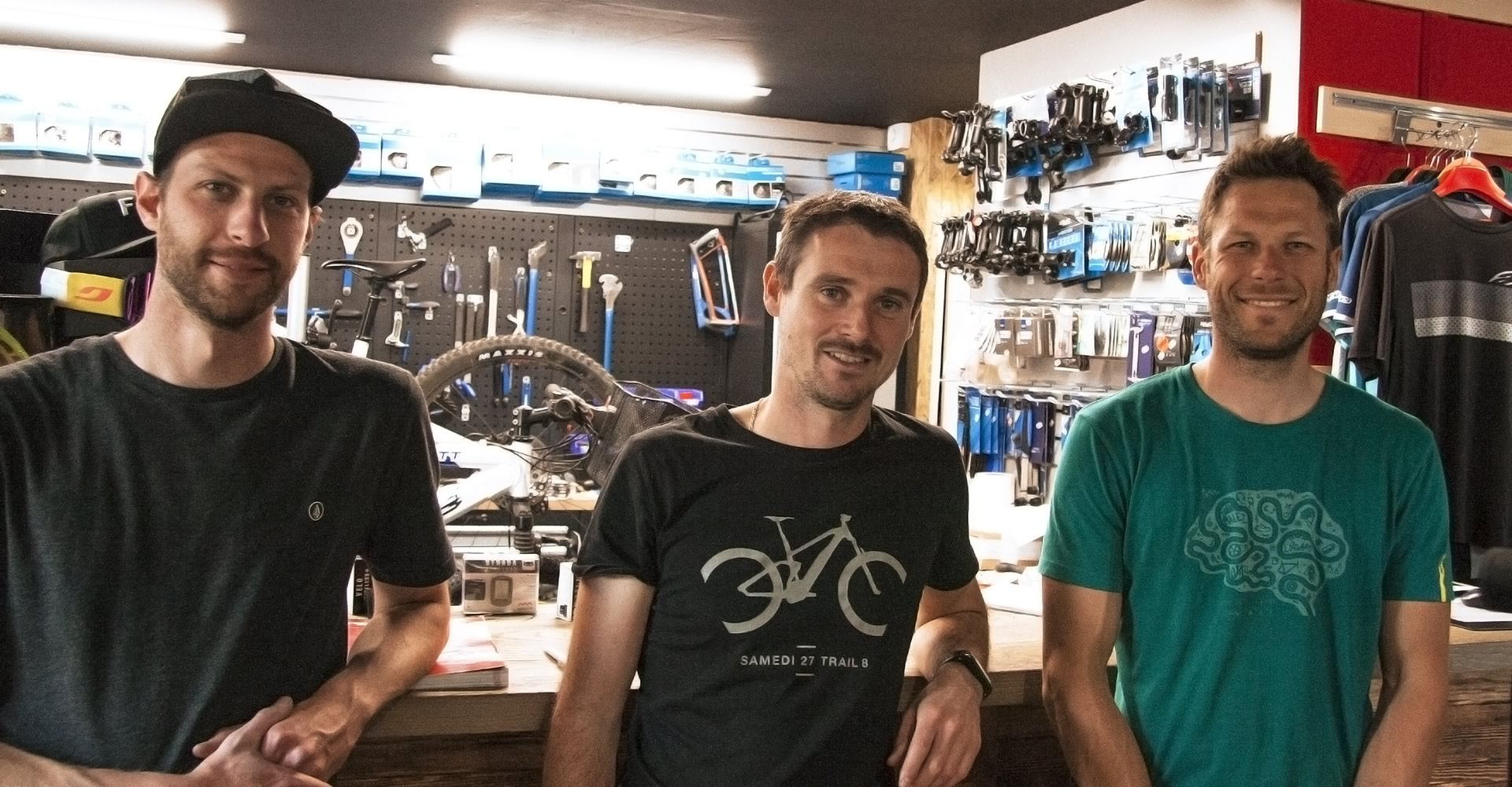 contact équipe Sport Spirit Chamonix-Les Houches
