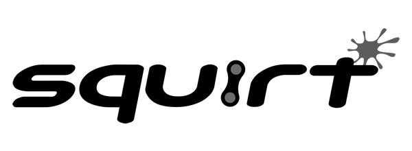 logo produits entretien vélos Squirt