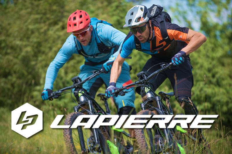 vélos gamme marque Lapierre