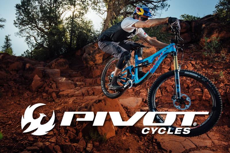 vélos gamme marque Pivot